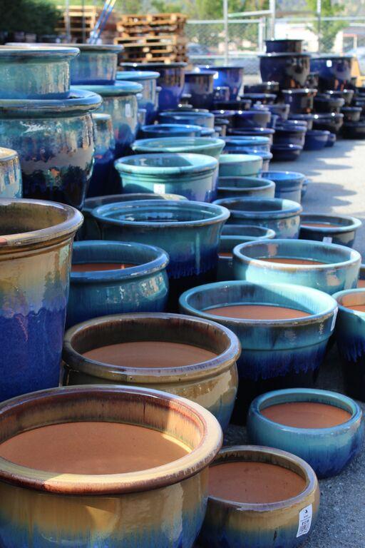 Pottery1 Sloat Garden Center