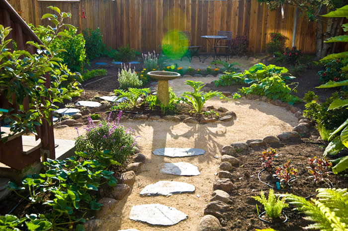 title | Garden Layout Ideas