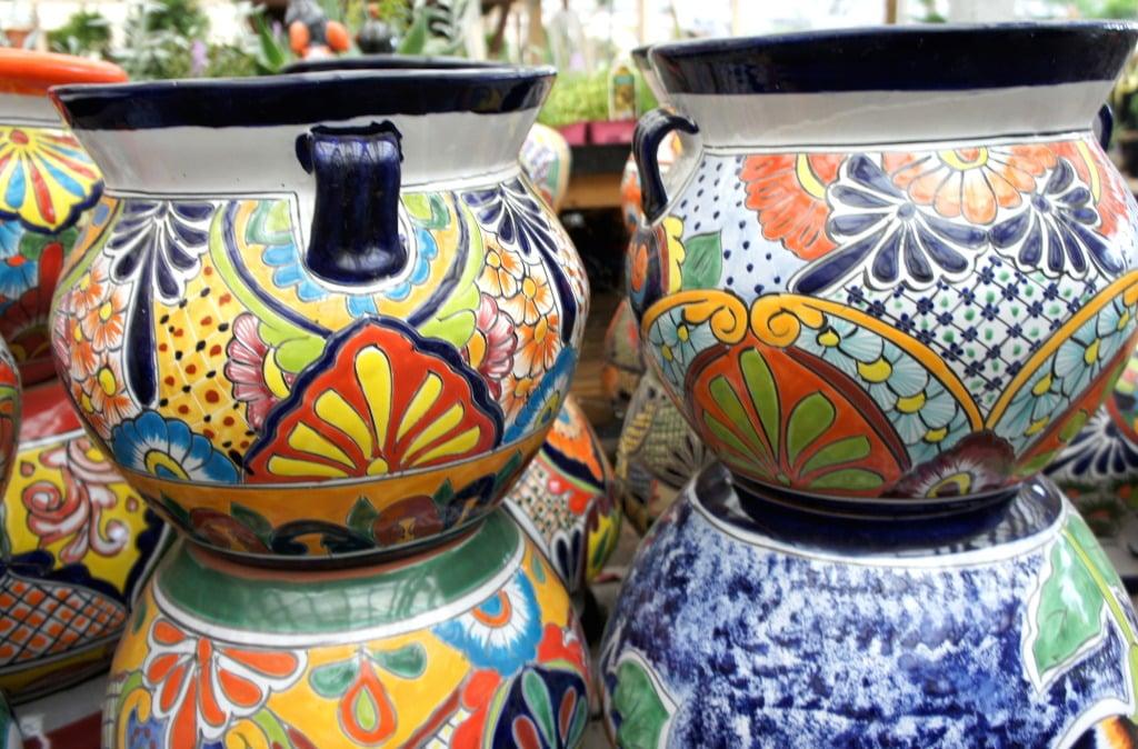 Talavera Pottery Sloat Garden Center