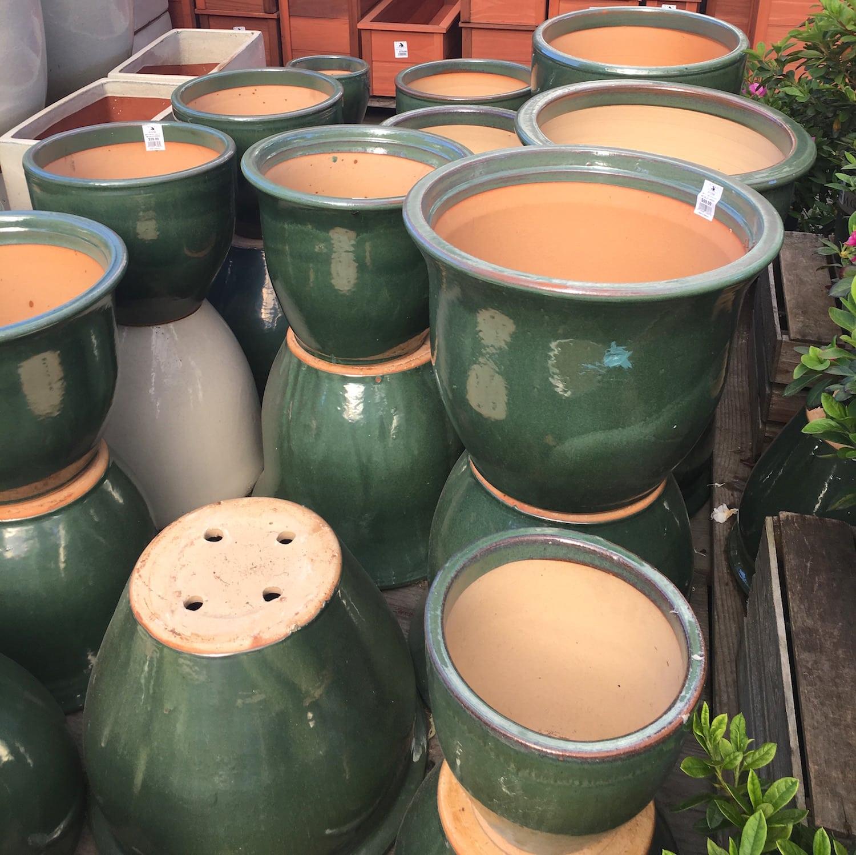 Pottery - Sloat Garden Center
